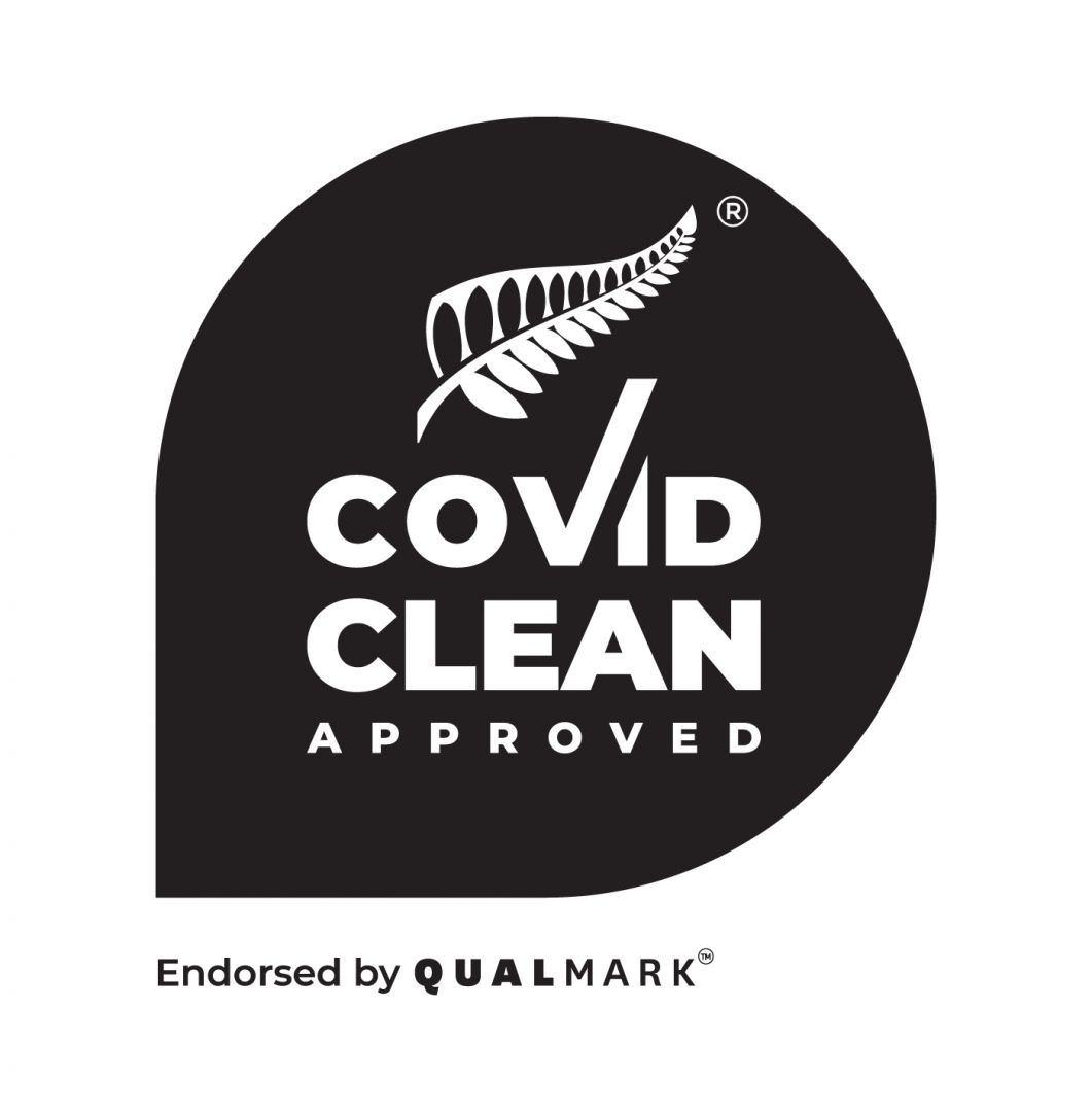 Qualmark Covid Clean Approved Hotel