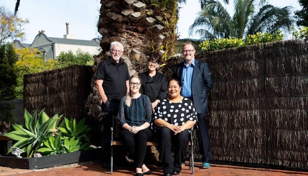 Auckland Rose Park Hotel Team