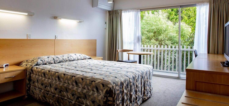 Standard Queen Room with Balcony